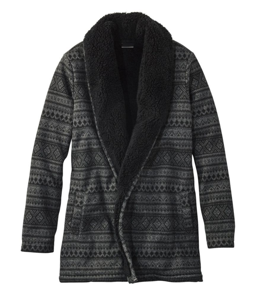 088f46d27af Sherpa-Lined Cozy Cardigan in 2019