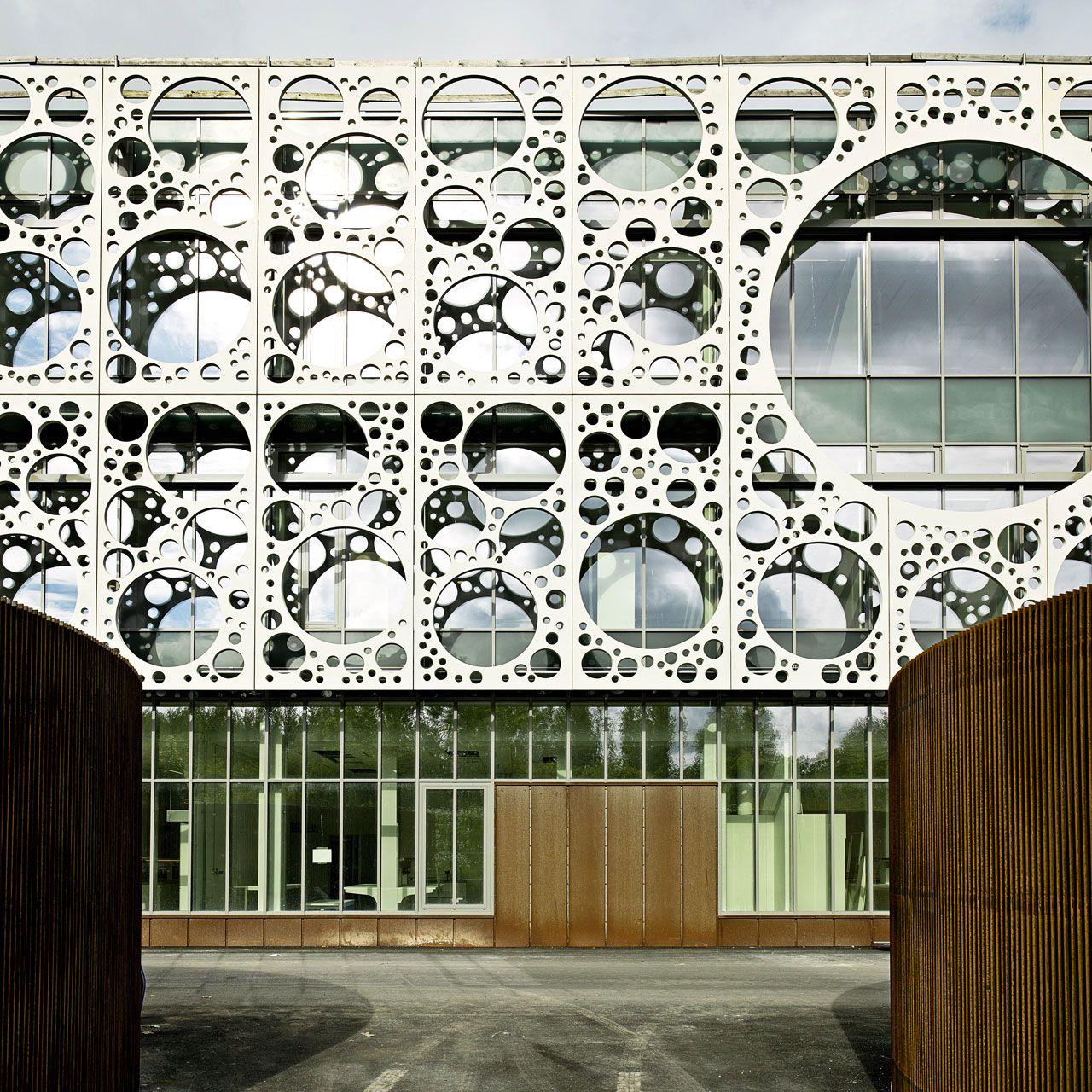 C. F. Møller Architects, Technical Faculty, University of Southern Denmark, Odense, Denmark