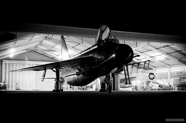 Q-Shed | Lightning F6 XS904 | Bruntingthorpe | November 2013… | Flickr
