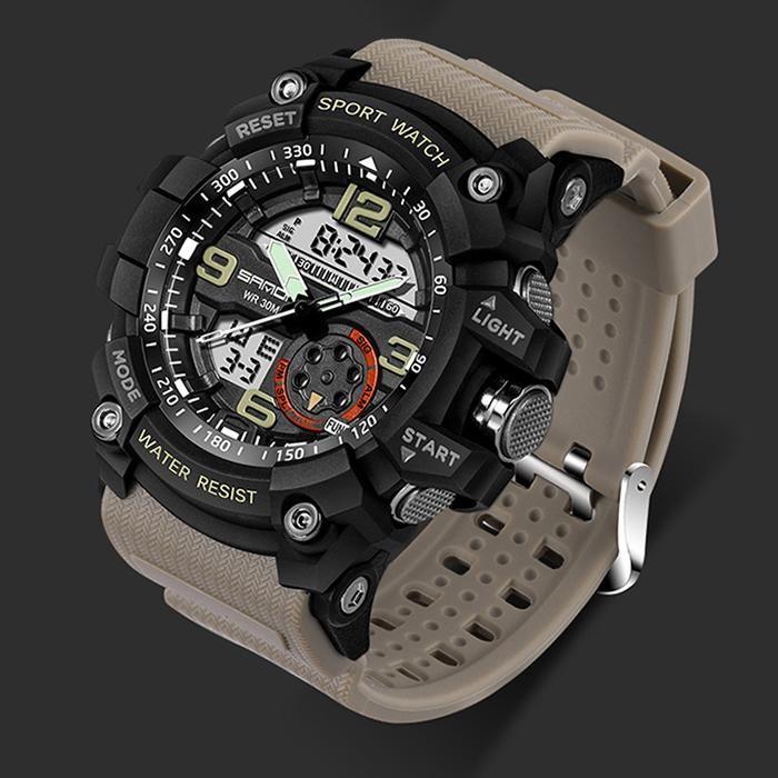 Men Military Waterproof Sport Watch 6 Colors Mens Sport Watches Sport Watches Watches For Men