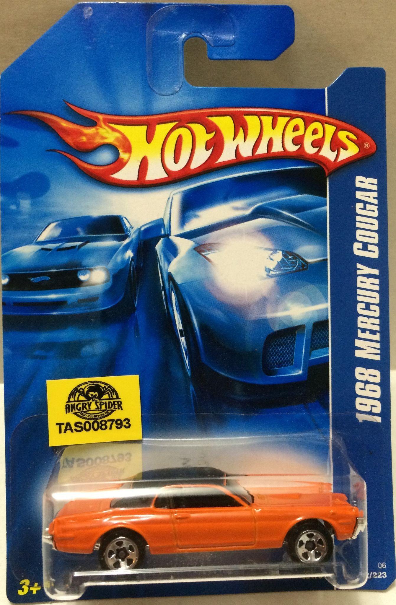 Cars 3 toys racers  TAS  Mattel Hot Wheels Racing Stock Car   Mercury