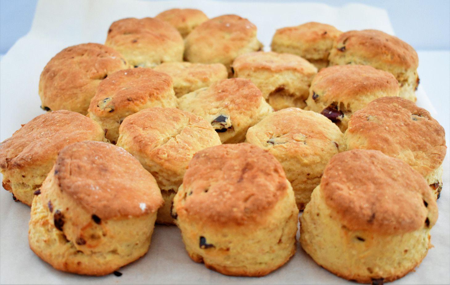 Date And Buttermilk Scones Buttermilk Scone Recipe Date Scones Scone Recipe