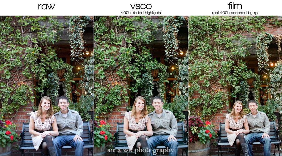 Vsco vs lightroom