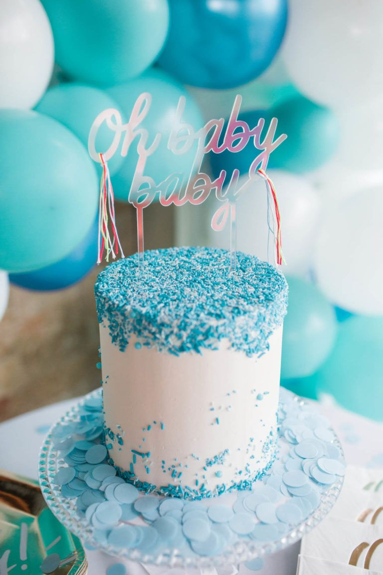 Baby Boy Sprinkle Baby Shower The Southern Style Guide Baby