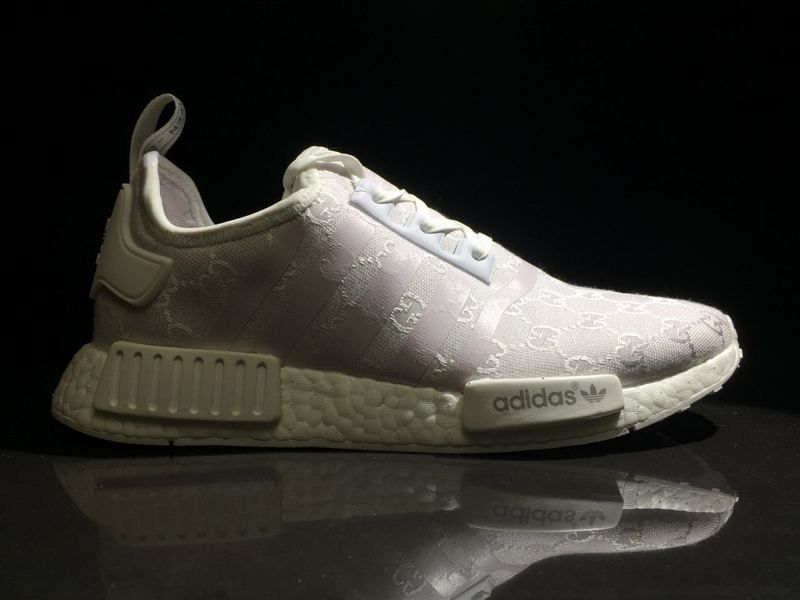 858247d30 High Quality Adidas NMD R1 x Gucci Soft Red White BA7523 2018 Online ...