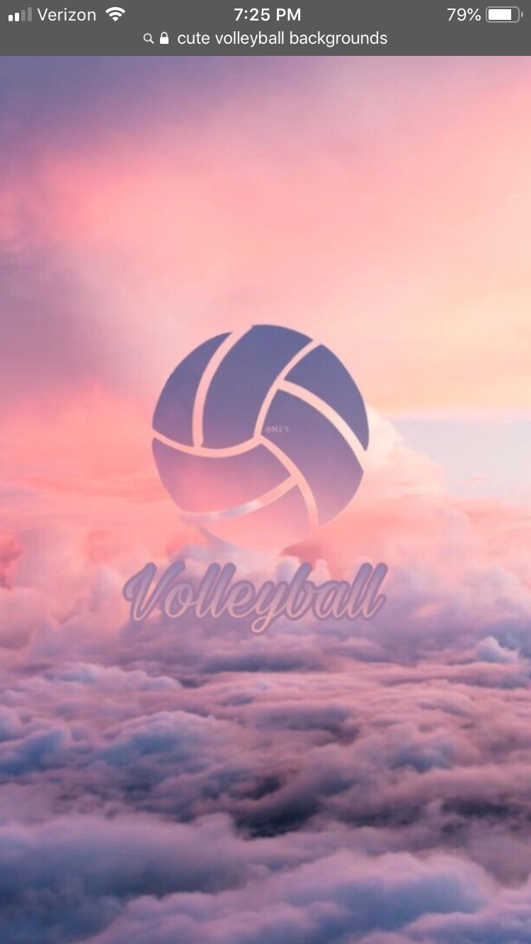 Word Hard Play Hard Volleyball Wallpaper Volleyball Backgrounds Volleyball Tournaments