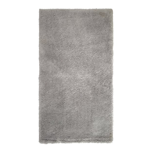 Buy Argos Home Snuggle Shaggy Runner Rug 150x80cm Dove Grey At Argos Thousands Of Products For Same Day Delivery 3 95 Or Fast Rug Runner Argos Home Rugs