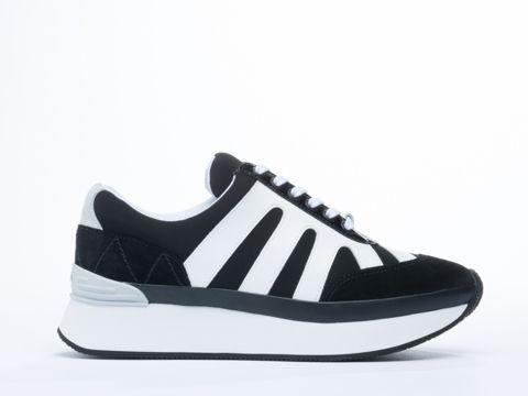 Kenzo Runaway in White Black   sko   Shoes, Adidas sneakers