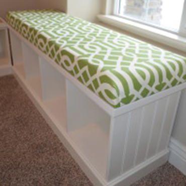 カラーボックスとホッチキスで出来る Br 簡単スツール スツール Diy 自宅で 家具のアイデア