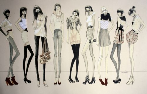 Fashionillustration Fashion Designer Quotes Famous Fashion Designer Quotes Fashion Sketches