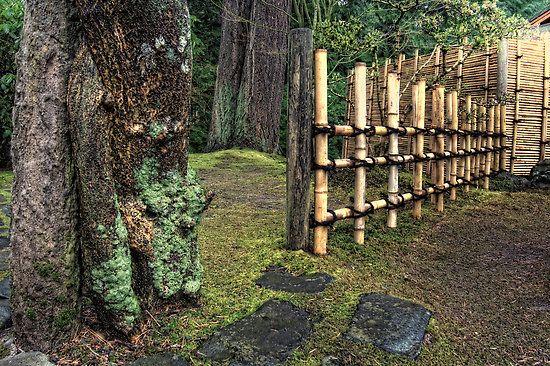 Bamboo Fence Gardens Bamboo Fence Japanese Bamboo