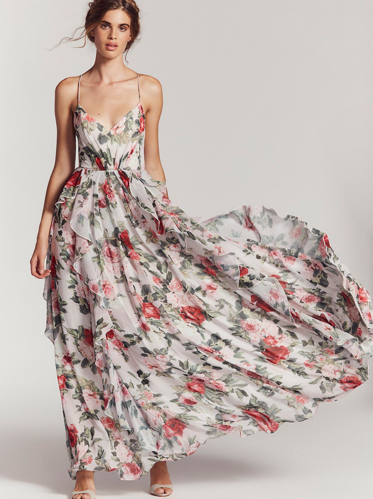 Queen Ann Maxi Dress from Free People!