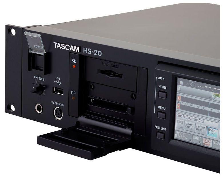 TASCAM HS-20