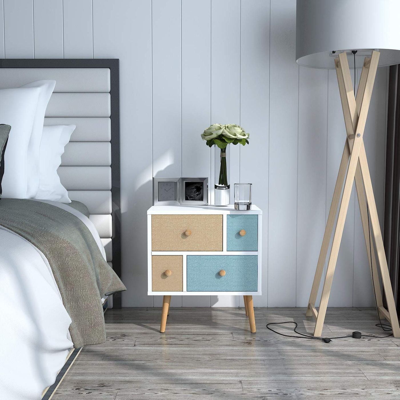 The Best Nightstands on Amazon, According to Reviewers in
