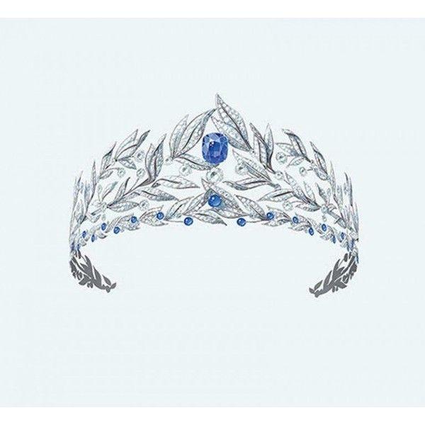 El trigo, un amuleto para la Alta Joyería de Chanel y Chaumet ❤ liked on Polyvore featuring beauty products