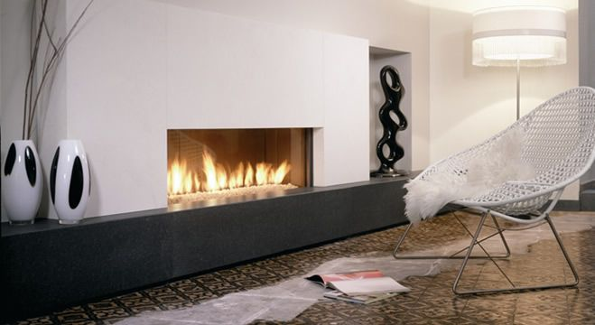 Fireplace designs ideas based on technology | Fireplace design ...