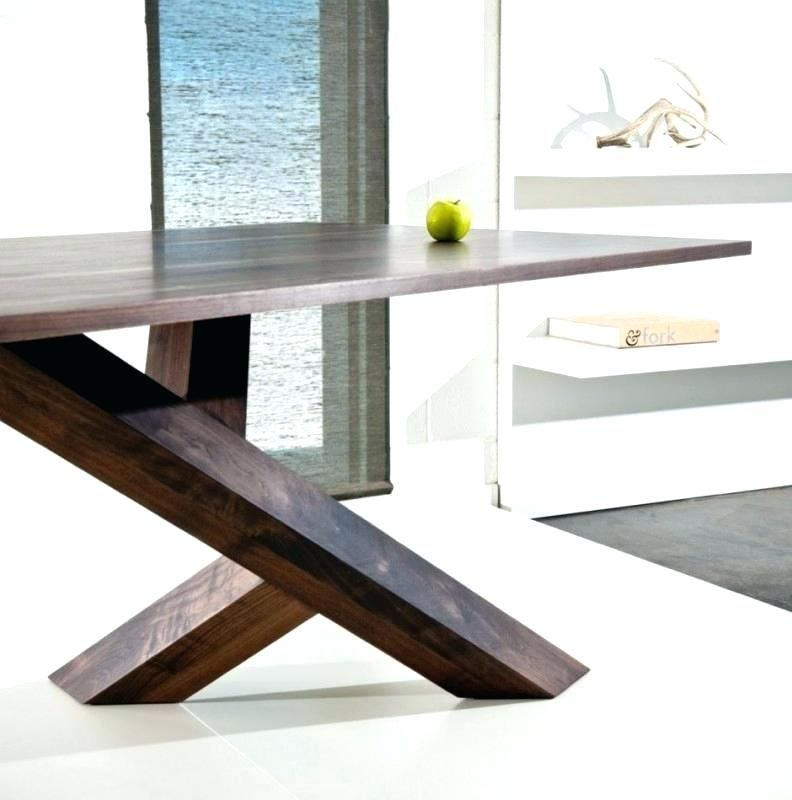 Cool Wood Tables Unusual Dining Room Modern Interesting For Good