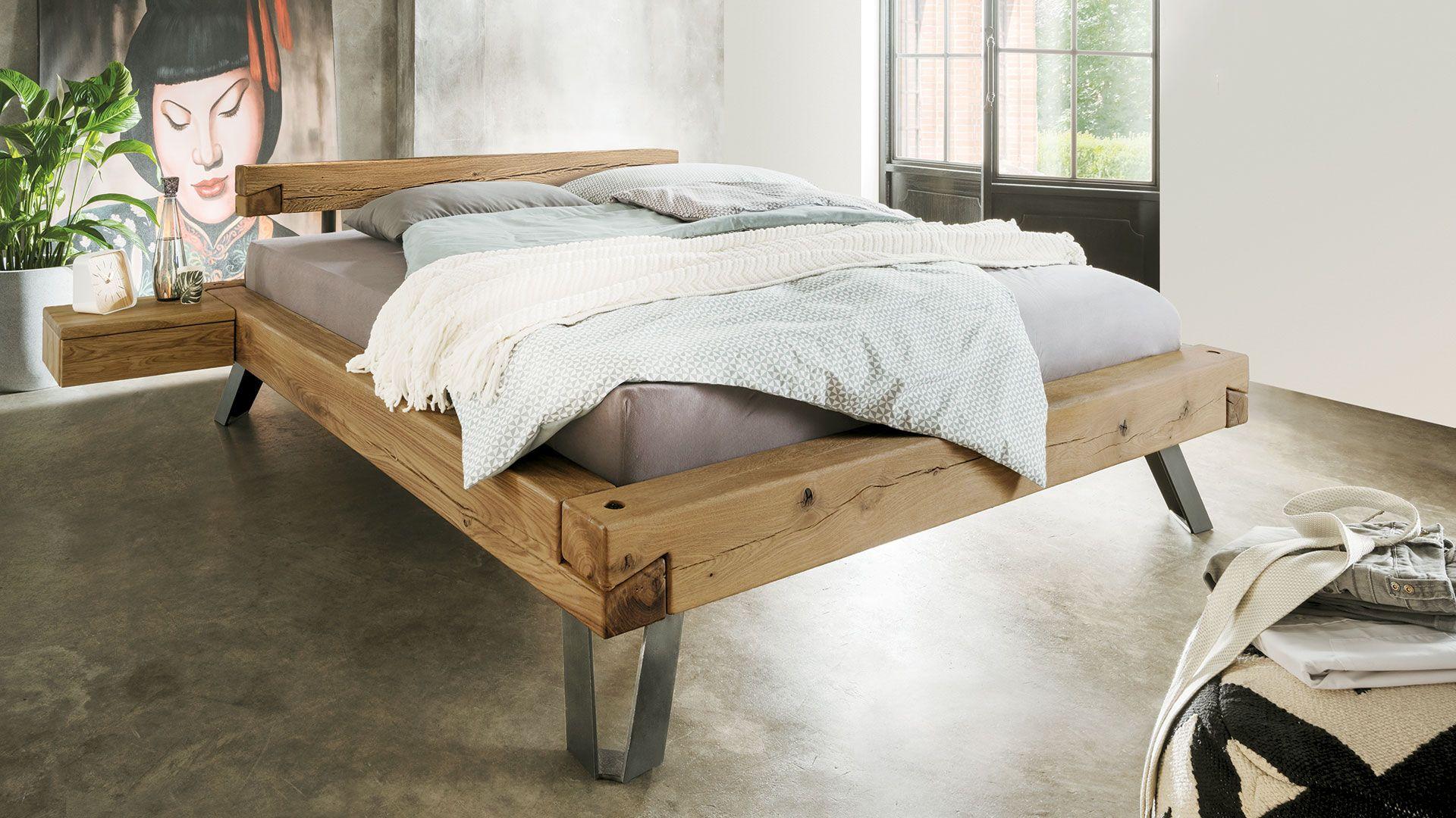 Balkenbett Atticora Haus Deko Haus Und Bett