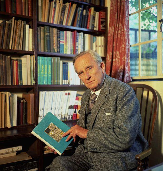 指輪物語』作者のJ・R・R・トールキンが残した膨大なスケッチが発見 ...