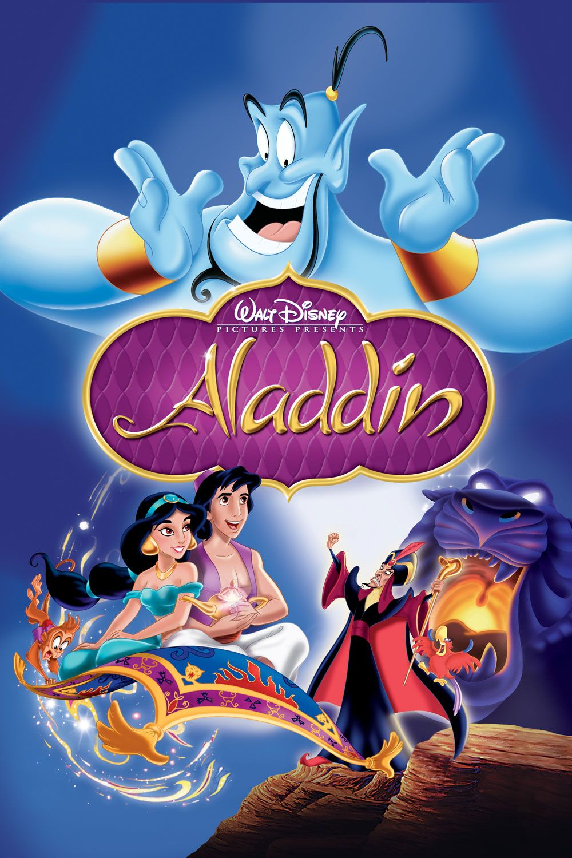 Friday funday my top disney movies aladdin movie