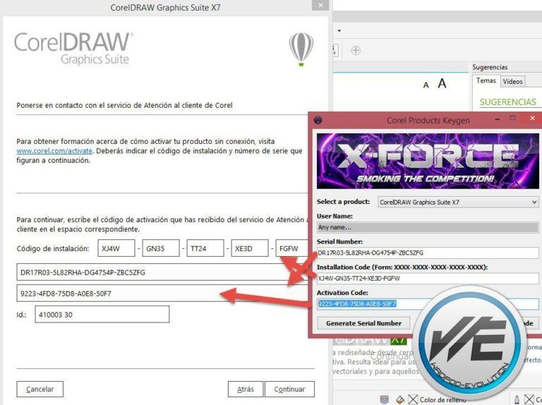 Corel Draw X7 Crack With Activation Key {March 2019} – FreeProSoftz