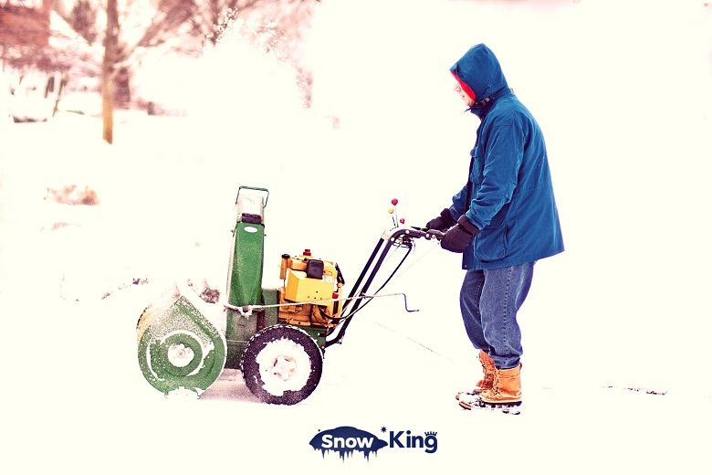 Find snow removal service in greely at snow king at