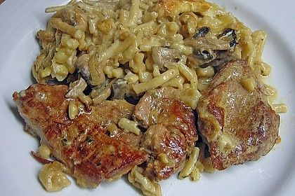 Photo of Filet pot with spaetzle by eva662 | chef