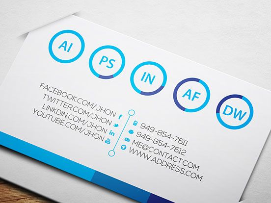 Resume Style #Business #Card Business Cards The Design - resume business cards