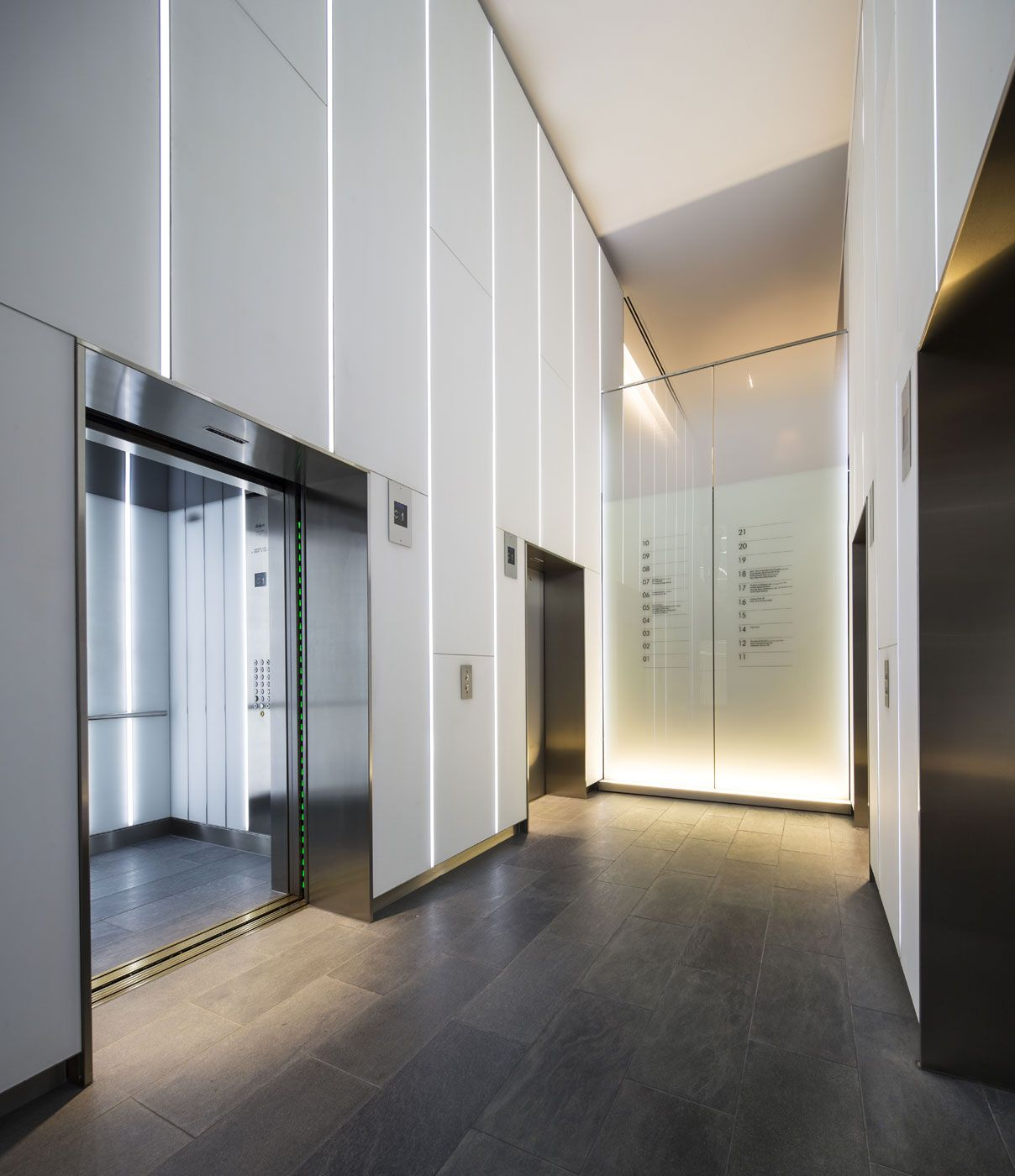 City tower interior design pinterest tower city for Elevator designs
