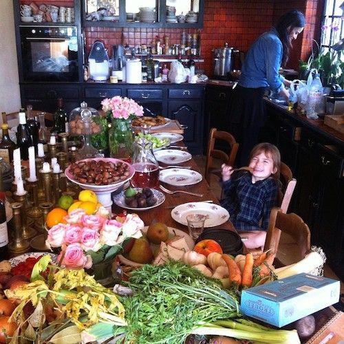 L\u0027interview de maman Mimi Thorisson, blogueuse et auteure culinaire
