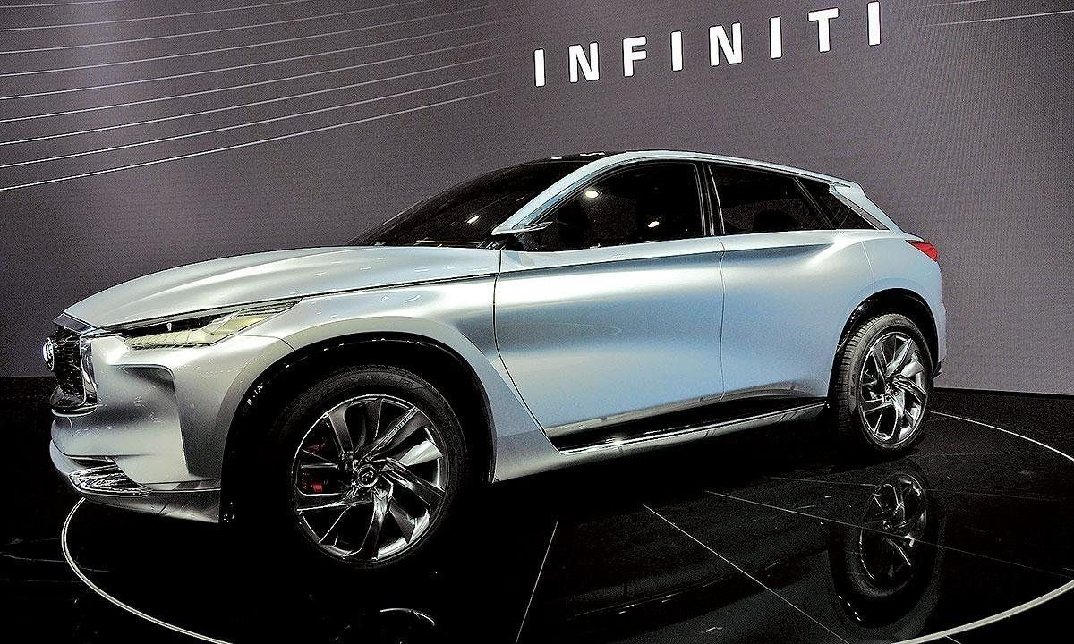 2019 infiniti qx80 concept cars picture pinterest car pictures engine and cars. Black Bedroom Furniture Sets. Home Design Ideas