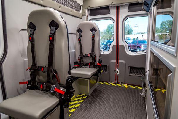 Prompt Sprinter II Interior NS-1-6SM | Transport Desing Development ...