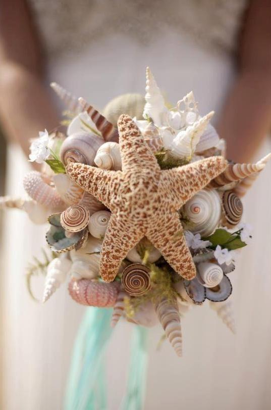 O que acham de casar na praia?