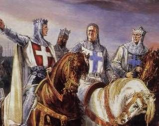 The Christian Crusaders and the Quest for the Holy Land