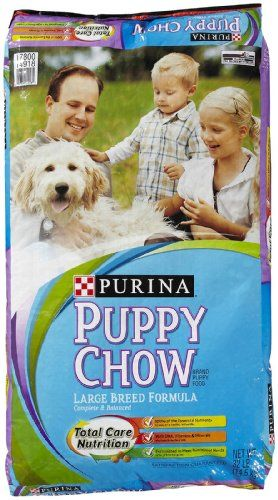 Purina 178116 Puppy Chow Large Breed 32 Pound Puppy Chow Purina Puppy Chow Purina