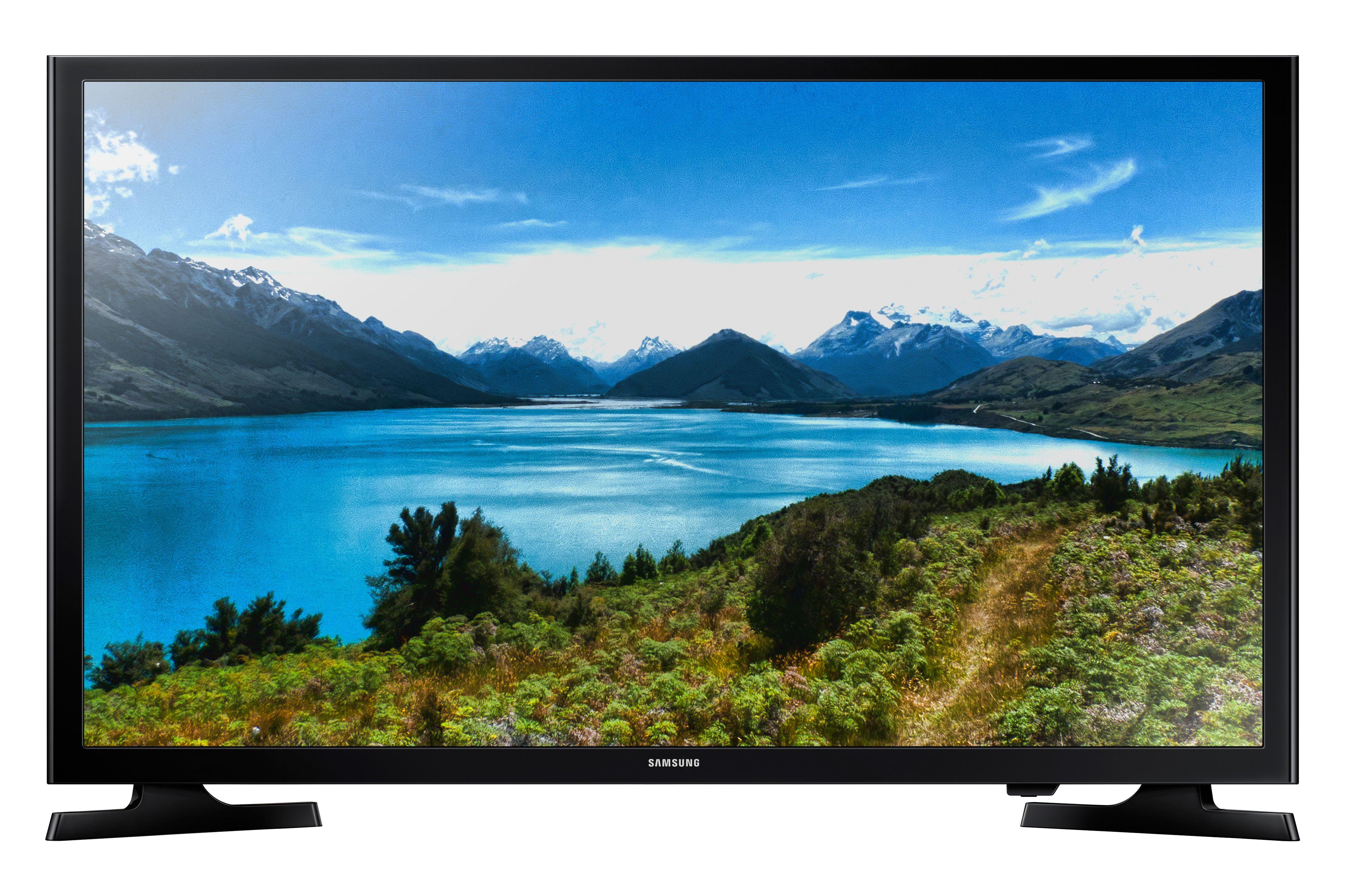 Samsung Un32j4000 32 Class 720p 60hz Slim Led Hdtv Telewizor Led Telewizor Samsung