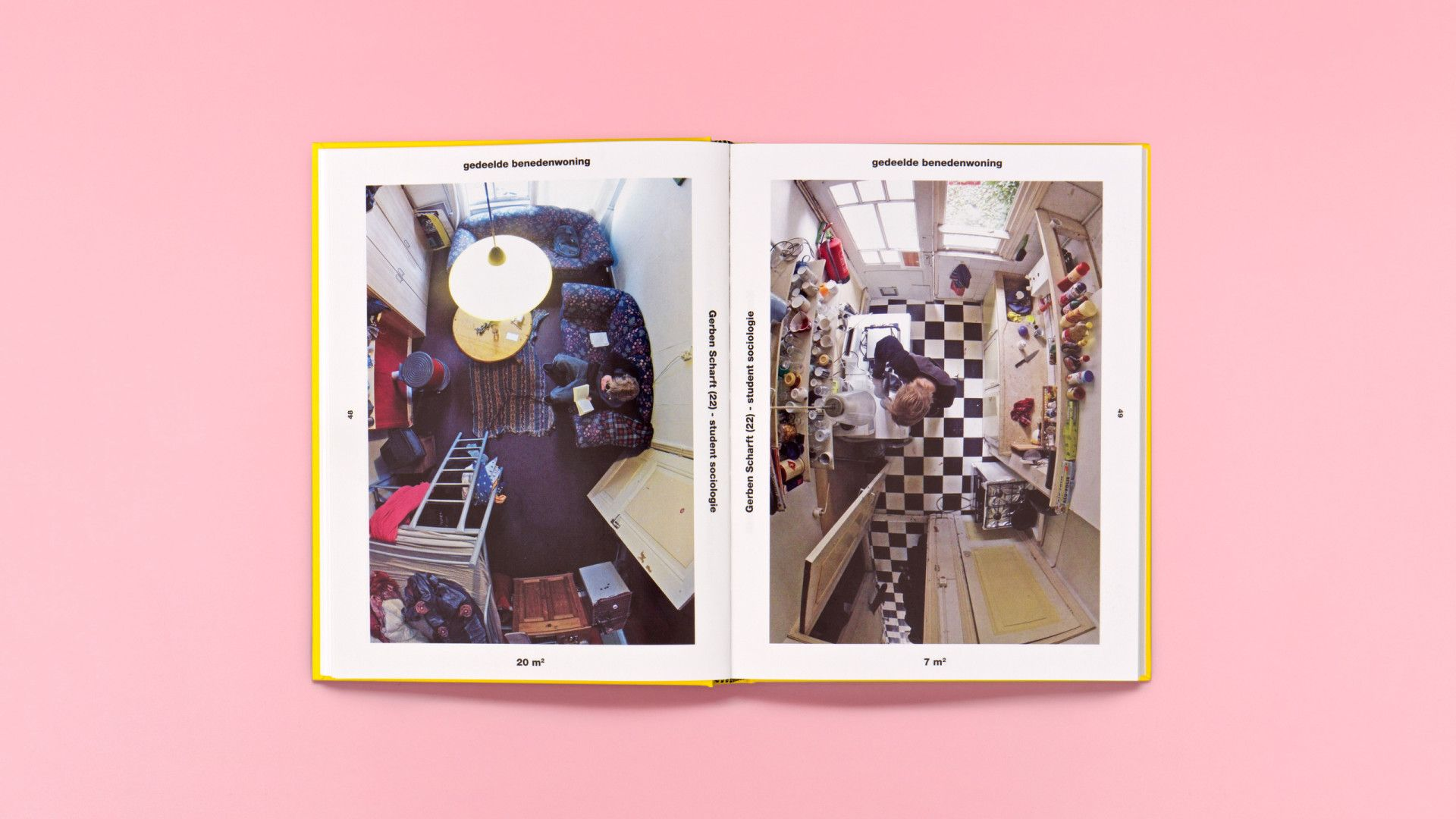 Ontwerp architectuur boek - studio de Ronners - Rotterdam / Groningen Grafisch Ontwerpers Vormgevers