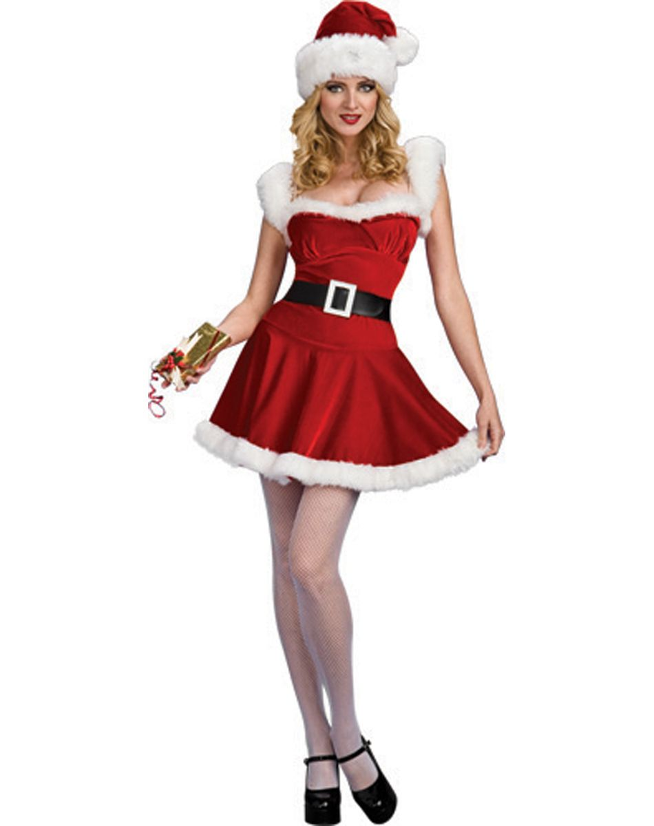 Sexy santa suit for women