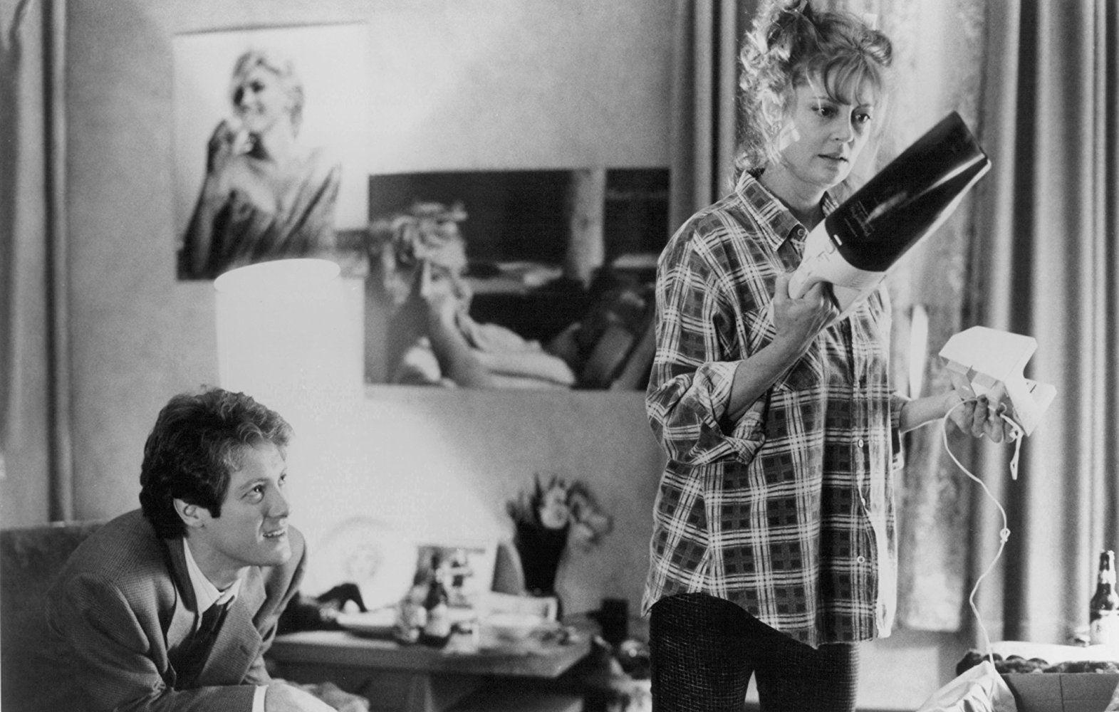 Susan Sarandon and James Spader in White Palace (1990