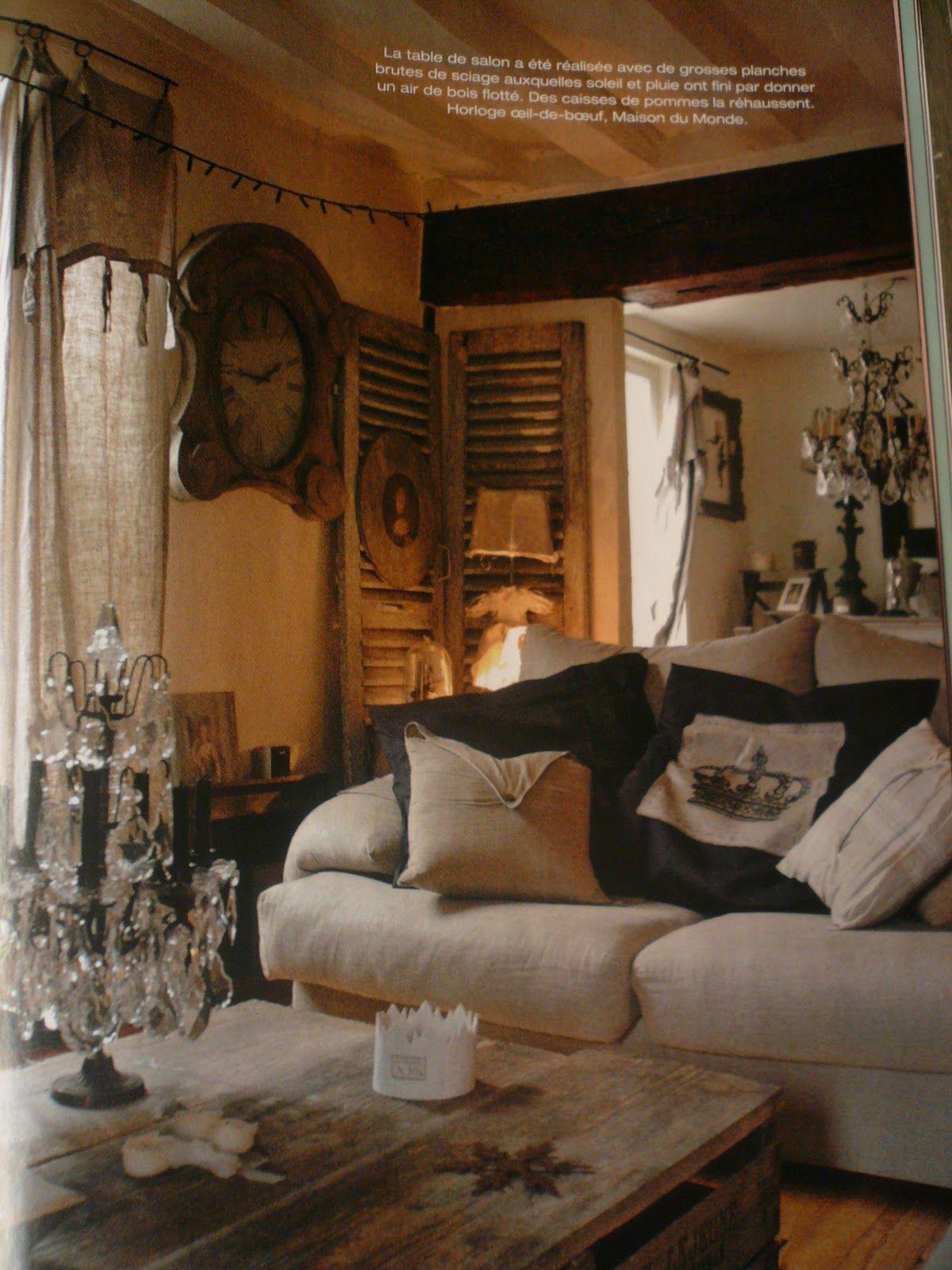 L\'Armoire de Camille | Home Decor | Pinterest | Brocante and Armoires