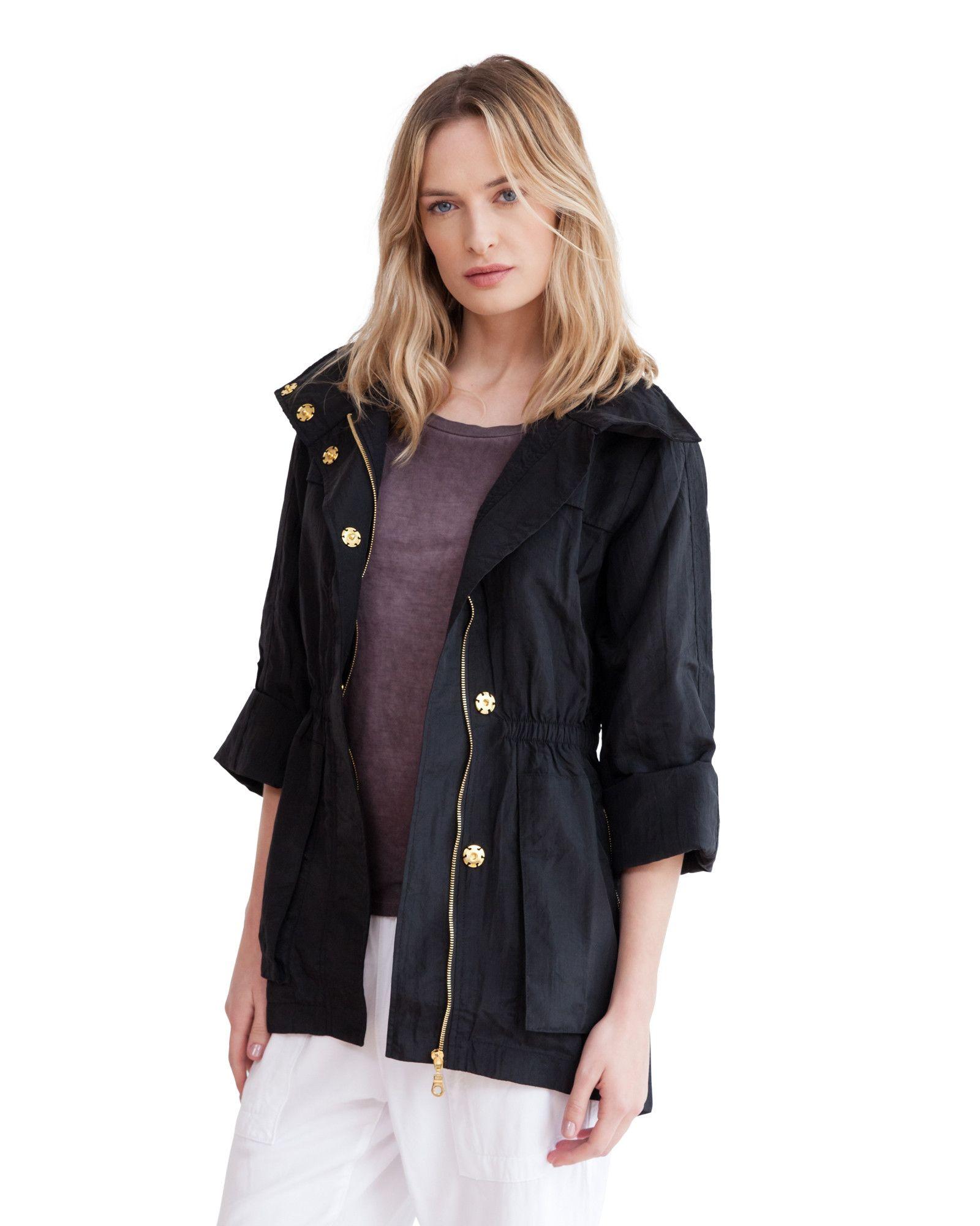 4e476eff0b483 The Anorak - Crinkle Nylon   My Style   Anorak jacket, Jackets ...