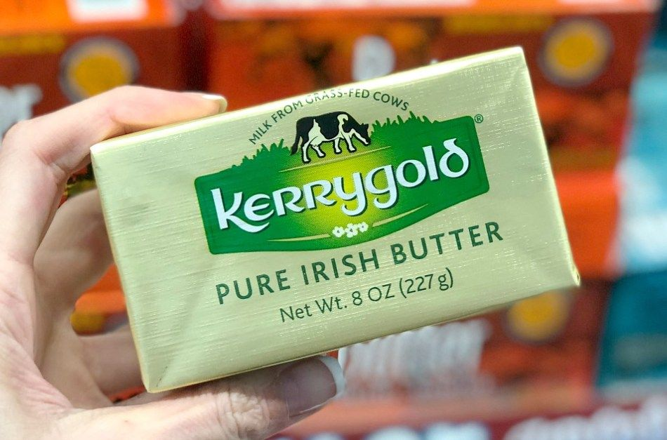 kerrygold butter on keto diet?