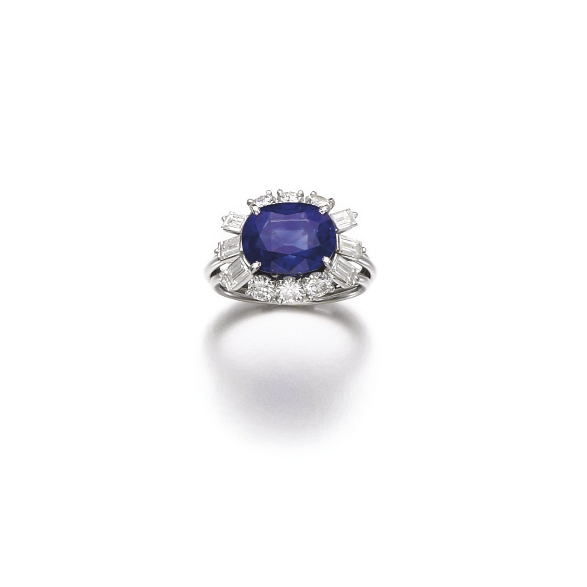 jewelry details s diamond lot sapphire lotfinder christie cartier gnv ring and