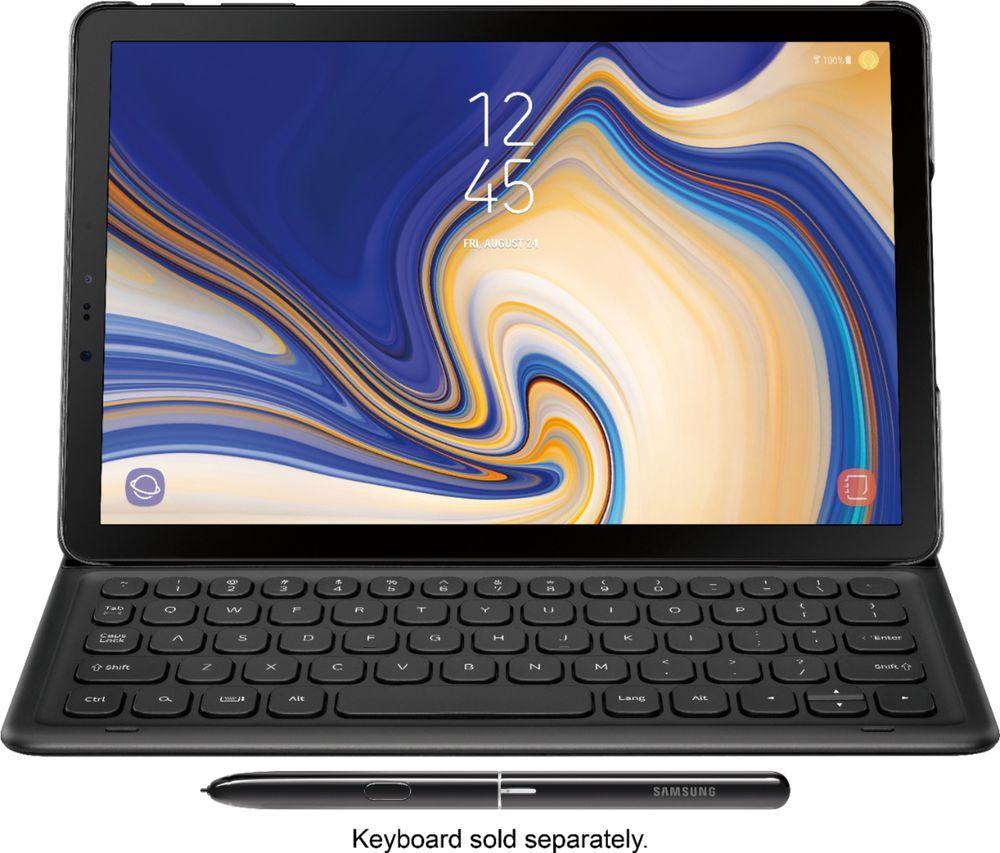 Samsung Galaxy Tab S4 10 5 64gb Wi Fi 4g Lte Verizon Black In 2020 Cool Things To Buy Samsung Galaxy Samsung