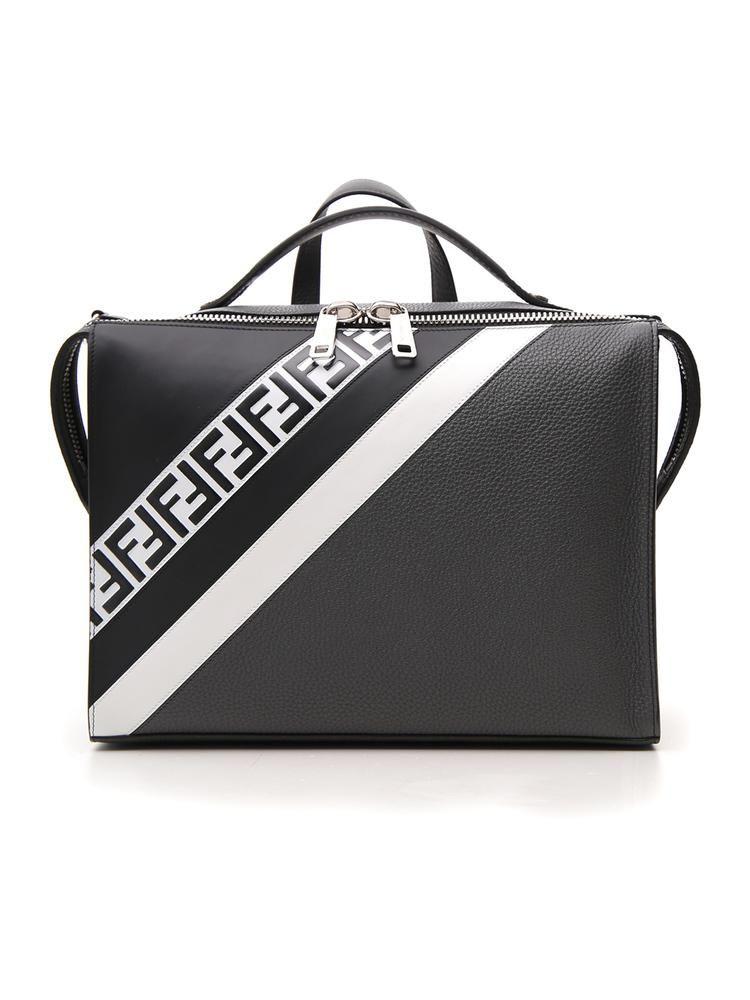 a4169d4b948 FENDI FENDI FF MONOGRAM BAG.  fendi  bags  leather