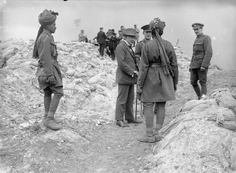 Home battle of the somme somme hill