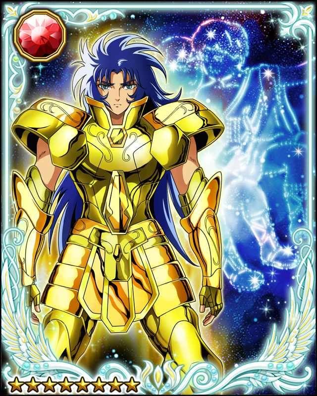 Cards Saint Seiya Galaxy Battle