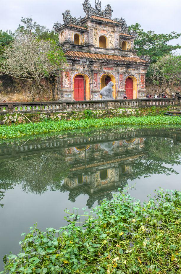 Hue Citadel, Imperial Palace, Huế, Vietnam — by Brendan