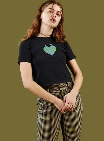 UNIF | It's So Easy Tee - Black