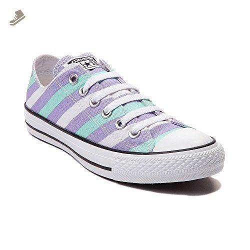 0b3f986fcbbed Converse Chuck Taylor All Star Lo, Lavender Stripe - Converse chucks ...